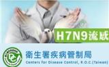 衛生署疾病管制局H7N9流感專區