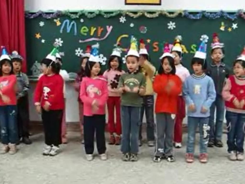 971225聖誕歌唱比賽~三甲