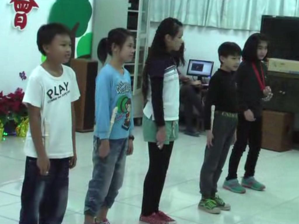 五年級表演Part1